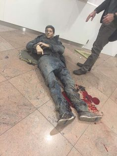 At least 11 people killed and 20+ injured in #Brussels #Airport after double explosion