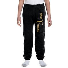 Kids Roger Federer 2015 ATP Finals Logo Sweatpants -- Details can be found by clicking on the image.