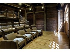 Theater room.....ill take it