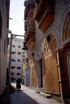 old city in Jeddah