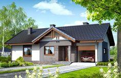 Проект дома  из блоков 1583