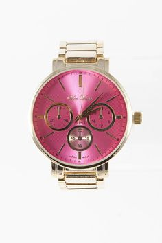 MeTimeBoutique - Charlotte Pink Watch
