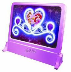 Meon Disney's Princess - Mini Picture Maker by Meon. $3.69. 7-Inch Frame with 1 Picture Template; 3 Feet of Meon Wire and 15 Pegs; Sits on Table or Hang on Wall; Create Your Own Disney Princess Signs That Light Up Like Neon; Design Your Very Own Meon Masterpieces. From the Manufacturer                Make your own Disney Princess signs that light up like Neon.  With the Meon Picture Maker, simply insert the picture template, snap in the pegs, and thread the Meon ...