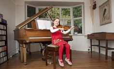 Musical Prodigy: Seven-Year-Old Composes Own Opera