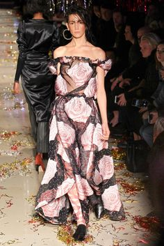 Andreas Kronthaler for Vivienne Westwood - Fall 2015 Ready-to-Wear