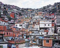 Favela, Rio de Janeiro, Brazil, 2013