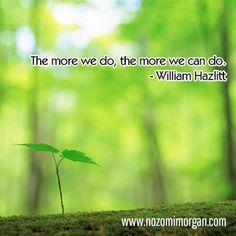 The More We Do... - Nozomi Morgan