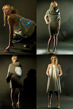 Futuristic Fashion: Wearable Technology