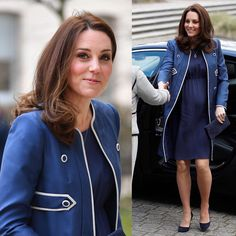 Kate wore a new Jenny Packham to her engagement today at the Royal College of Obstetricians and Gynaecologists. #royal #BritishRoyalty #monarchy #royalfashion #styleicon #instalike #happy #instaroyals #Harry&Meghan #PrinceHarry #MeghanMarkle #RoyalTeaWithJam #nurse #blue #jennypackham #patronage via ✨ @padgram ✨(http://dl.padgram.com)