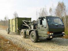 ARIS - AGC (Military vehicles) - history, photos, PDF broshures