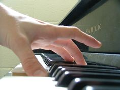 Having a hard time learning piano chords? The second in a series of seven, this lesson will teach you to build each chord by recognizing basic key patterns.
