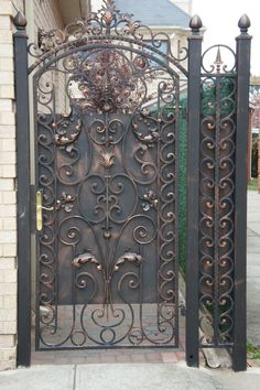 Commercial And Residential Gate Grill Gate Design, Door Gate Design, Ebenezer, Main Door, Gates, Iron, Stainless Steel, Doors, Little Cottages
