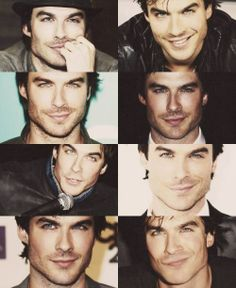 Ian Somerhalder THE SEXIEST MAN, ALIVE! :)
