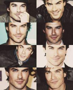 the many faces of Ian