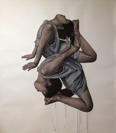 "Saatchi Art Artist seungyea park; Painting, ""Shape memory effect theory"" #art"