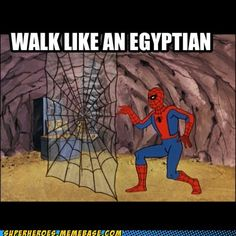 Spider-Man Knows All the Classic Dances