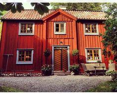gysinge byggnadsvård ljus falu rödfärg - Sök på Google