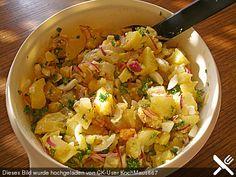 Türkischer Kartoffelsalat ohne Mayo
