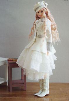 ТИЛЬДА. Про куклу.