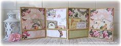 Sew Creative: Manilla Folder Mini Album plus a tutorial~ Meg's Garden