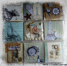 A Pocket Letter et sa petite carte ....