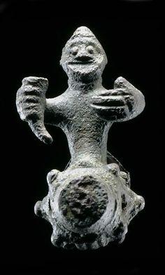 Slavic idol found in Seehausen