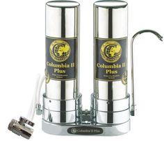 Σύστημα καθαρισμού νερού Columbia II Plus της Camelot