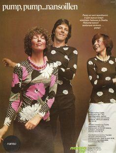 Taivastellen: 70-luvun mainoksia