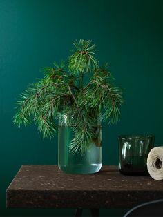 """i love this green shade """"vuono"""", tikkurila color of the year 2016"""