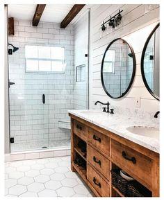 Bathroom Sink Design, Bathroom Renos, Bathroom Renovations, Bathroom Interior, Modern Bathroom, Small Bathroom, Remodel Bathroom, Bathroom Ideas, Budget Bathroom