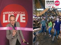 £15 for a Family Day out at Grand Designs Live