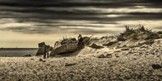Helgoland by LR_Photographie  Amazing Beach Clouds D800 Helgoland Sand Sea landscape sky travel water LR_Photographie
