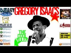 Gregory Isaacs {The Cool Ruler} Best of Greatest Hits (Remembering GREGORY ISAACS) mix by djeasy - YouTube
