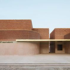 Today marks the opening of Musée Yves Saint Laurent Marrakech (mYSLm), the latest cultural addition to the city of Marrakech. Residential Building Design, Henri Rousseau, Isamu Noguchi, Outdoor Sofa, Outdoor Decor, New Museum, Corten Steel, Mondrian, Marrakesh