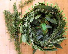 Make Wreath Fast & Easy: A Dollar Store Hack - A Piece Of Rainbow