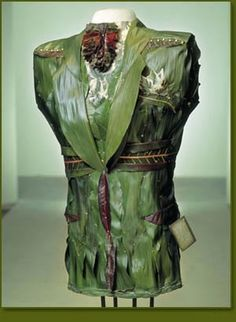Franz Grabe green man, jack in the green Art Floral, Mannequin Torso, Flower Costume, Island Outfit, Dress Hats, Floral Fashion, Flower Dresses, Costume Design, Style Inspiration