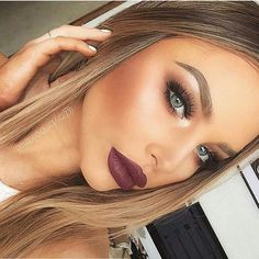 """@beauty.of.ig on Instagram: """"Gorgeous look by @bybrookelle!!! """""""