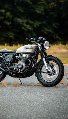 Cb750 Cafe Racer, Cafe Racer Bikes, Cafe Racer Motorcycle, Scrambler, Honda Cb 500, Cafe Racing, Bike Photography, Bike Rider, Hornet