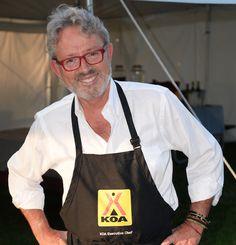 "Tom Nelson, KOA's ""Executive Chef"""