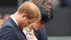 Royal family pay respects at Thiepval Memorial