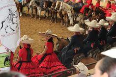 Mujeres de a caballo