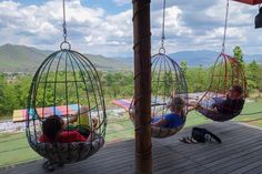 Container Hammock What Best Things To Do In Pai Thailand