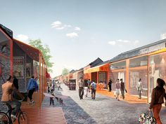 Gallery - MVRDV Reimagines the Chinese Hutong - 5
