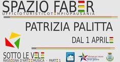 Tempio+Pausania,+Inaugurazione+Sotto+le+Vele,+Patrizia+Palitta+e+la+sua+esposizione+dal+1+aprile+allo+Spazio+Faber.