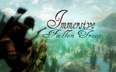 Immersive Fallen Trees Mod at Skyrim Nexus - mods and community