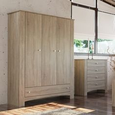 Comoda Boheme cu 4 sertare, 91 x 80 x 40 cm, sonoma dark Tall Cabinet Storage, Divider, Dark, Room, Furniture, Home Decor, Bedroom, Decoration Home, Room Decor