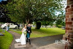 East Lothian wedding