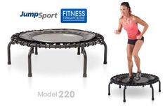 Get fit with a personal fitness trampoline from JumpSport. The fitness trampoline choice of professionals. Get your fitness trampoline today and start bouncing. Trampoline Workout, Fitness Trampoline, Bounce Jump, Increase Bone Density, Low Impact Workout, High Intensity Interval Training, West Lake, Trainer, Sport