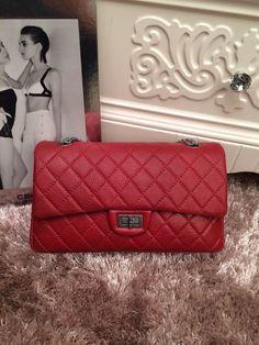 Crimson Bag