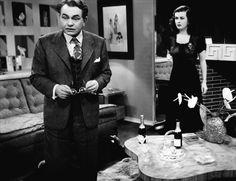 La mujer del cuadro (The Woman in the Window, 1944). 107 min.